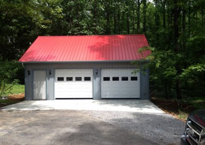 2 Car Garages Garage Builders Lebanon Tn 11