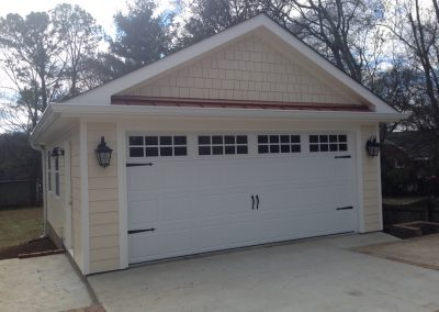 2 Car Garages Garage Builders Lebanon Tn 14