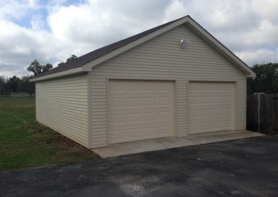 2 Car Garages Garage Builders Lebanon Tn 717