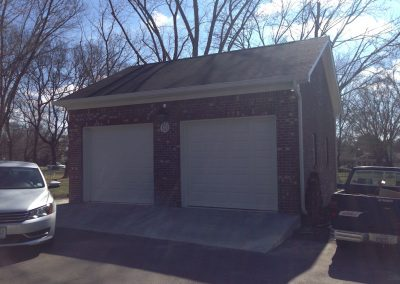 2 Car Garages Garage Builders Lebanon Tn 719