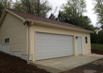 2 Car Garages Garage Builders Lebanon Tn 721