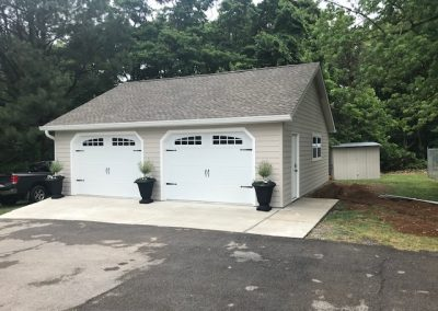2 Car Garages Garage Builders Lebanon Tn 723