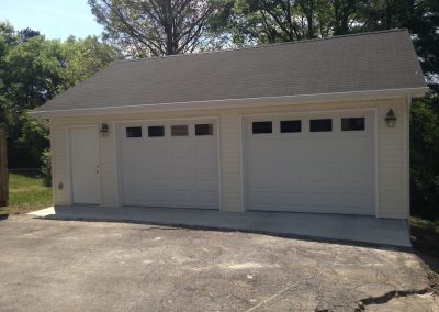2 Car Garages Garage Builders Lebanon Tn 724