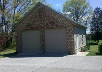 2 Car Garages Garage Builders Lebanon Tn 8