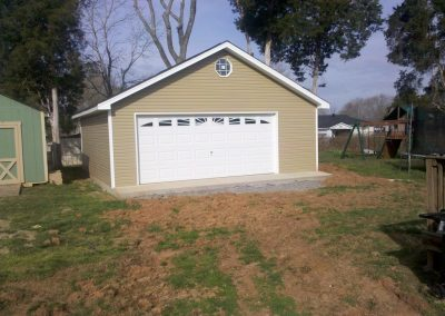 2 Car Garages Garage Builders Lebanon Tn 803