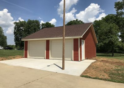 2 Car Garages Garage Builders Lebanon Tn 805