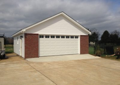 2 Car Garages Garage Builders Lebanon Tn 806