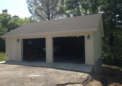 2 Car Garages Garage Builders Lebanon Tn 807