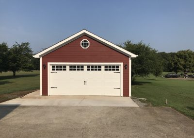 2 Car Garages Garage Builders Lebanon Tn 808