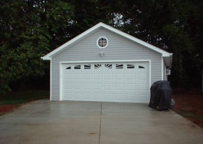2 Car Garages Garage Builders Lebanon Tn 809