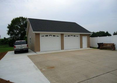 2 Car Garages Garage Builders Lebanon Tn 810