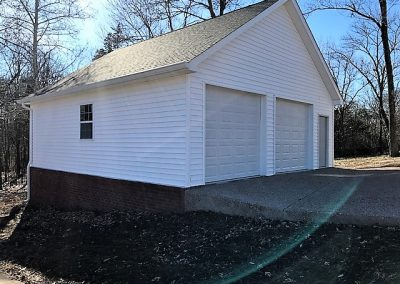 2 Car Garages Garage Builders Lebanon Tn 813