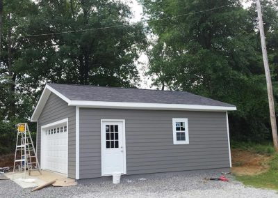 2 Car Garages Garage Builders Lebanon Tn 817