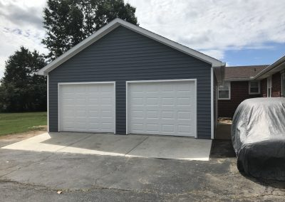 2 Car Garages Garage Builders Lebanon Tn 819