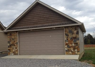 2 Car Garages Garage Builders Lebanon Tn 821 (1)
