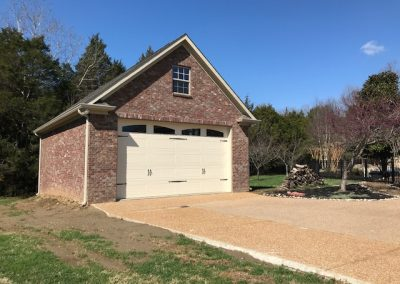 2 Car Garages Garage Builders Lebanon Tn 822