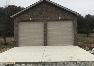 2 Car Garages Garage Builders Lebanon Tn 823