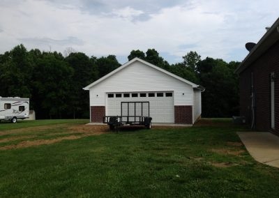 2 Car Garages Garage Builders Lebanon Tn 830
