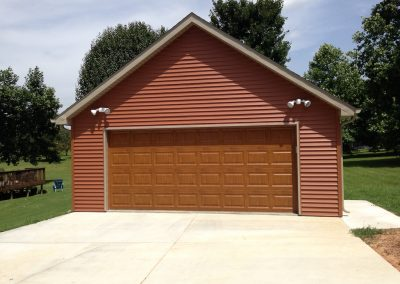 2 Car Garages Garage Builders Lebanon Tn 831