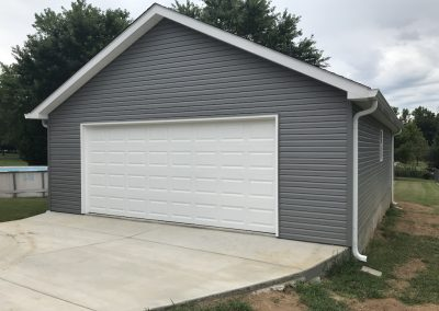 2 Car Garages Garage Builders Lebanon Tn 836
