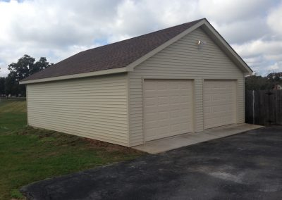 2 Car Garages Garage Builders Lebanon Tn 837
