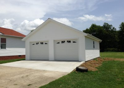 2 Car Garages Garage Builders Lebanon Tn 838