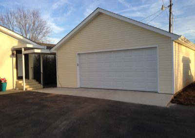 2 Car Garages Garage Builders Lebanon Tn 850