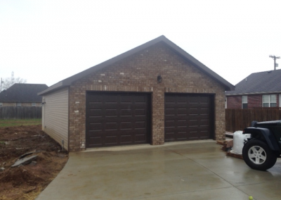 2 Car Garages Garage Builders Lebanon Tn 860
