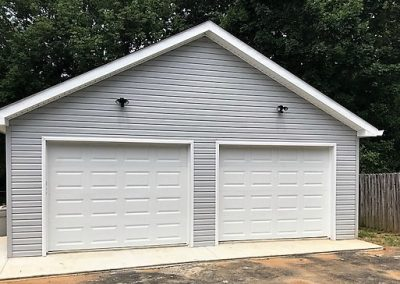 2 Car Garages Garage Builders Lebanon Tn 861