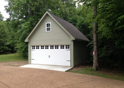 2 Story Garages Garage Builders Lebanon Tn 50
