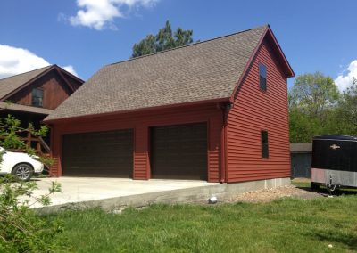 2 Story Garages Garage Builders Lebanon Tn 8254