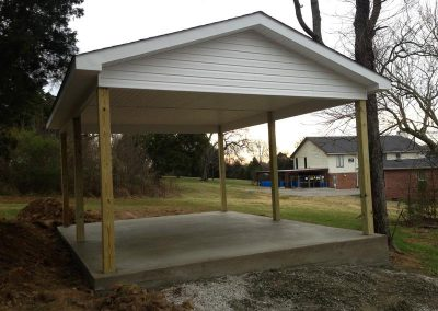 Garage Builders Lebanon Tn Custom Carports 10