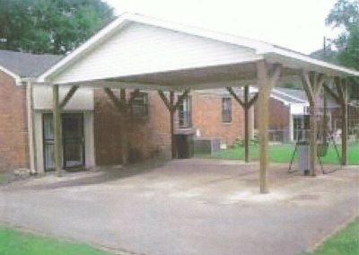 Garage Builders Lebanon Tn Custom Carports 14