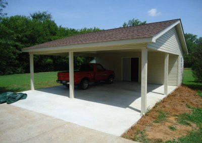 Garage Builders Lebanon Tn Custom Carports 7