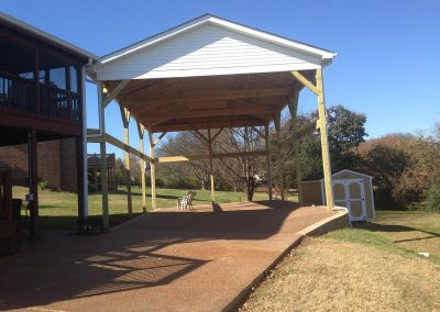 Garage Builders Lebanon Tn Custom Carports 9
