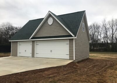 Garage Builders Lebanon Tn Custom Two Story 1