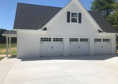 Garage Builders Lebanon Tn Custom Two Story 2