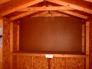 Garage Builders Lebanon Tn Pegboard