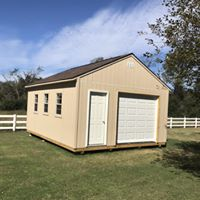 Garage Builders Lebanon Tn Storage Sheds Carriage House 1