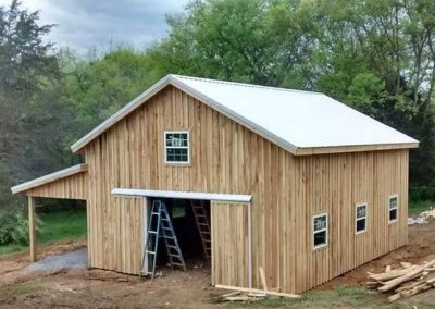 Pole Barns Garage Builders Lebanon Tn IMG 1106