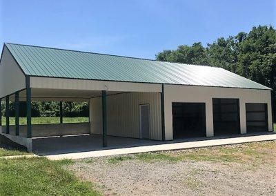 Pole Barns Garage Builders Lebanon Tn Polebarn1