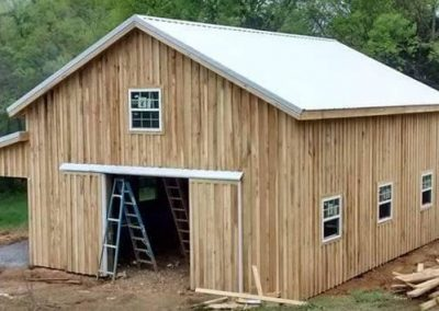 Pole Barns Garage Builders Lebanon Tn Polebarn4
