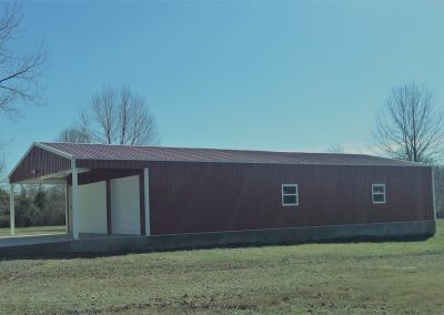 Pole Barns Garage Builders Lebanon Tn Polebarn7