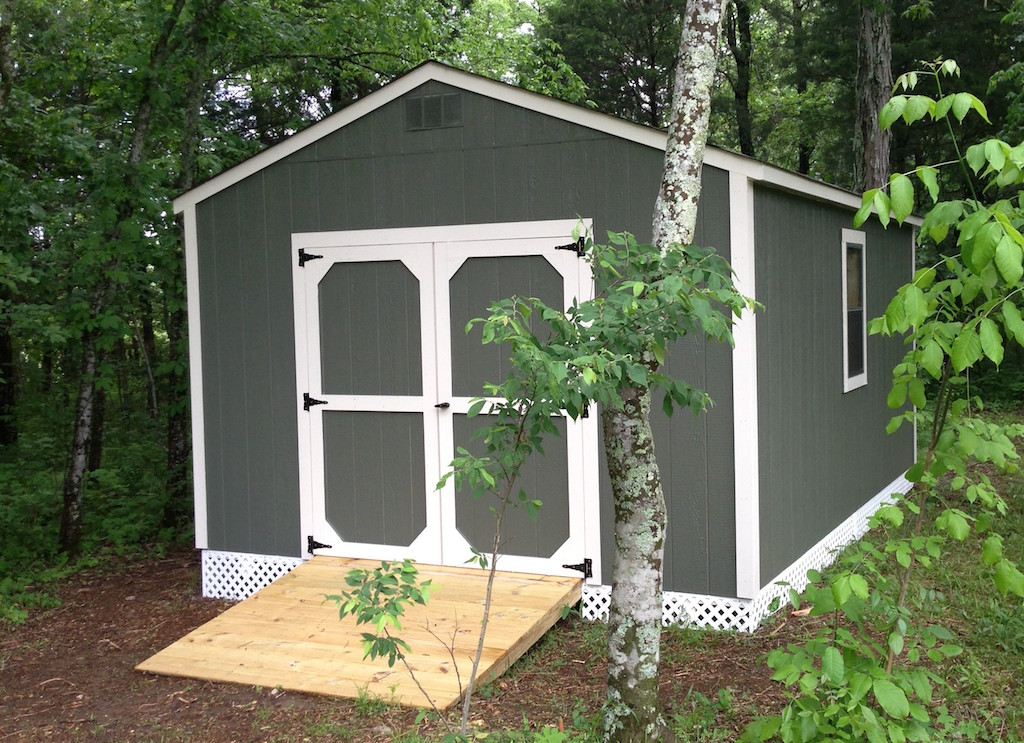 Garage Builders Lebanon TN | Services - Storage Sheds